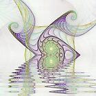 Misty Lake Gnarl  (UF0238) by barrowda