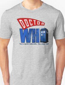 A Dr Who Logo T-Shirt
