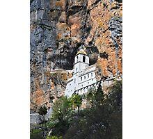 Ostrog Monastery Photographic Print