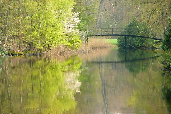 The bridge to spring by jchanders