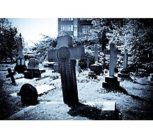 Crosses Photographic Print