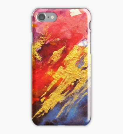 Cosmic Abstract iPhone Case/Skin