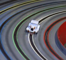 White Flash - Slot Car Racing by Butch47