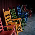 Chairs by © Joe  Beasley IPA