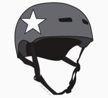 Roller Derby Helmet by David & Kristine Masterson