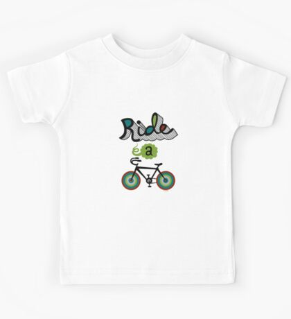 Ride a bike 3 Kids Clothes