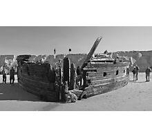 Shipwreck 8 Photographic Print