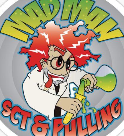 Mad Man SCT Sticker