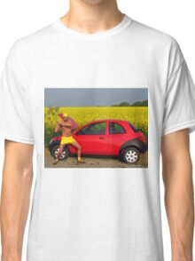 Damn Good Thrashing  Classic T-Shirt