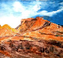 Adam Pearson's 'Flinders Ranges' by Art 4 ME