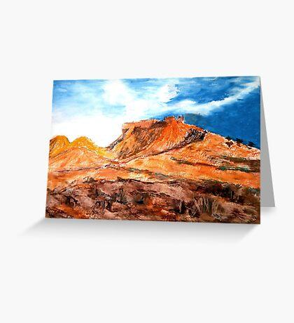 Adam Pearson's 'Flinders Ranges' Greeting Card