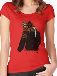 Dead Space - Isaac Clarke Women's Fitted Scoop T-Shirt