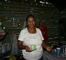 Mrs. Castillo Lopez by Susan  Morry