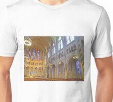 Inside Riverside Church Unisex T-Shirt