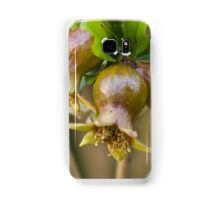 Pomegranate flowers Samsung Galaxy Case/Skin