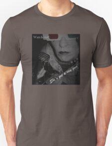 Watch Out!  She's Got A Ray Gun! Tee Unisex T-Shirt