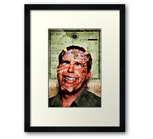 Birther aficionado Framed Print