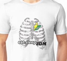 Eat.Sleep.JDM Unisex T-Shirt