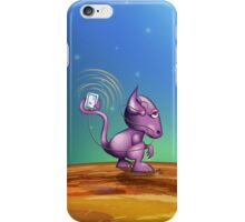 Alien Jam iPhone Case/Skin