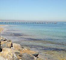 Port Noarlunga Jetty by MargaretMyers