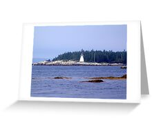 Paddy's Head Light Greeting Card
