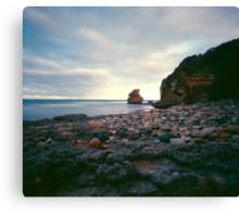 Steppie Beach - Airey's Inlet Canvas Print