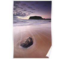 Early Morning Godfreys Beach  Poster