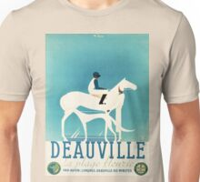 Horse Racing, Greyhound Racing, vintage sport Unisex T-Shirt