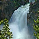 Yellowstone Falls by Nick Boren