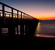 Dawn approaches by Paul Oliver