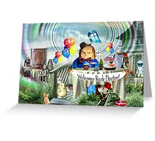 You WILL love this party! ~ or else Greeting Card