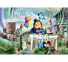 You WILL love this party! ~ or else Photographic Print