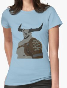 The Iron Bull Womens Fitted T-Shirt