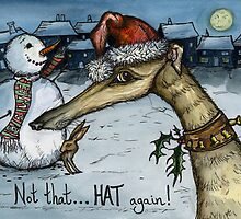 """Not that ..... Hat again"" by Elle J Wilson"