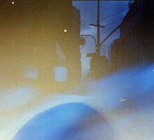 Blue by Mandy Kerr
