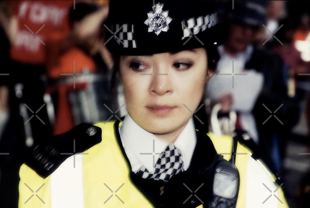 i love the police (f) by Umbra101