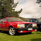 Prizewinning Volvo Turbo by Derwent-01