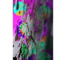 Void Bubbles Photographic Print