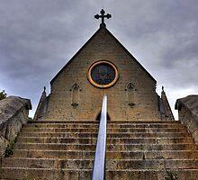 Braidwood church by Leigh Monk
