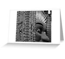 Luna Park, Sydney, Australia Greeting Card