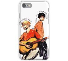 I really really really really really really like you iPhone Case/Skin