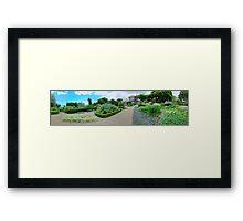 Heronswood 360 Framed Print