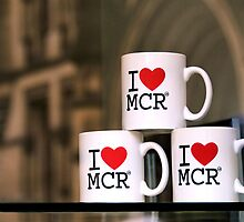 I ♥ MCR by Michelle McMahon