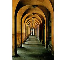 manchester arches.. Photographic Print