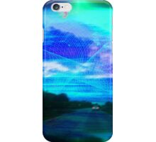 Vaporwave-Spectrum Road iPhone Case/Skin