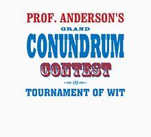 Prof. Anderson Unisex T-Shirt