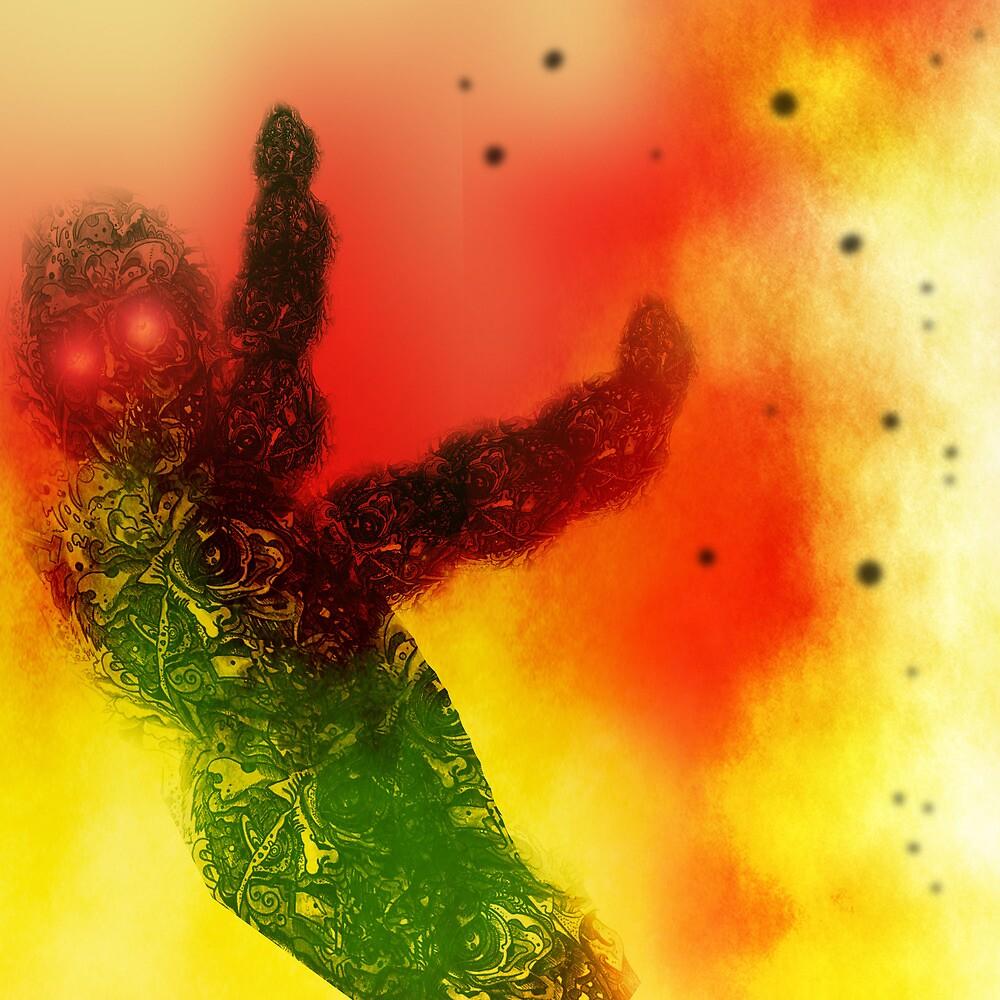 Robot Stormtrooper. by Grant Wilson