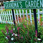 Grandma&#x27;s Garden by Jeanne Sheridan