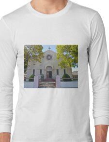 St Marys Church, Goondiwindi, Queensland, Australia Long Sleeve T-Shirt