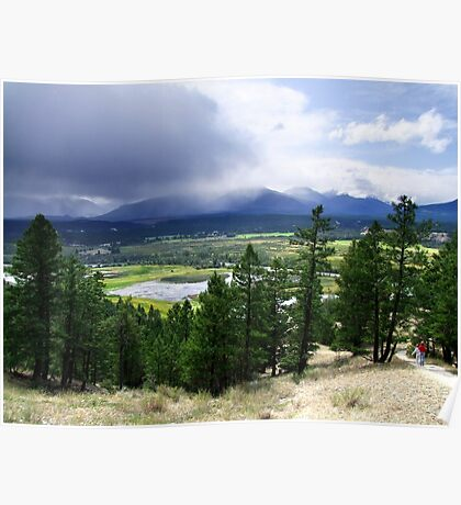 Kootenay Valley and Wetlands Poster